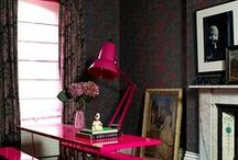 interiors / by Wayne Harker-Gill