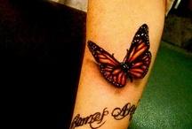Tattoos / by Skylar Furler