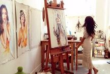 ART / by Natalia Sanfurgo