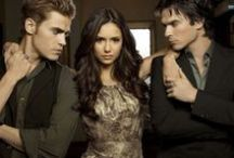 The Vampire Diaries / by Ligia Rodrigues