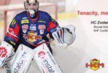 Win with us and Zvolen! / InstaForex is the general sponsor of HC Zvolen, one of the oldest Slovak hockey clubs that drafted into the national hockey league. The team is also nicknamed as Knights.
