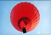 InstaForex: Reach for the Sun / The balloon was launched in summer 2012 during the international trading convention in Crimea. Traders could see the bright and assertive logo of the company soaring in the sky. InstaForex balloon is a symbol of freedom and positive mood of our traders, who determinedly climb the mountain of their success.