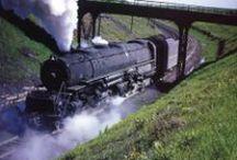 Railroad History / for train & history buffs