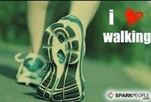 Just Walk / Walking is the easiest exercise we can do