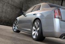 Automotive / Automotive Renders done in KeyShot
