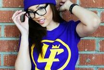 LF Girls / Girls with Laker love and style