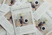 layout + editorial design
