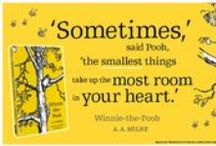 Quotes from Children's Literature / A selection of #inspirational, beautiful and funny #quotes from children's #literature on everything from #friendship to #beauty.