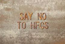 "☮ SAY NO - TO HFCS & MSG ☮ / High fructose corn syrup (HFCS) is used to sweeten foods and beverages, particularly processed foods. It is chemically produced from glucose syrup that is derived from corn, often GMO, and is nothing near ""natural"". It helps foods to maintain a longer shelf life, and is less expensive (due to government subsidies on corn) than other sweeteners. HFCS however, is currently beeing associated with obesity, cardiovascular disease, diabetes, and more. And beware, you find it in litterally everything,"