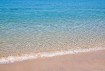 Beach / Droom uitzicht