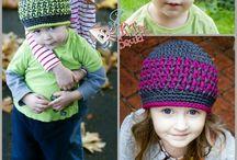 Crocheted Kids' Hats