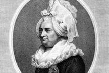 Histoire / Des femmes et autres étrangetés au travers des derniers siècles...