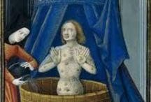 Figures du Moyen Age