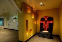 Brammer Chapel, Trinity Lutheran College, Everett Washington / Brammer Chapel and Center for Art & Visual Communications