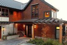 English Residence. / English Residence, Designs Northwest Architects