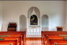 Freeborn Lutheran Church Restoration, Stanwood Washington / Freeborn Lutheran Church Restoration, Designs Northwest Architects.