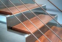 Stairs and Ladders / Stairs and ladders featured in projects designs by Designs Northwest Architects