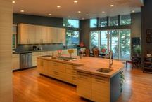 Kitchens / Kitchens featured in houses designed by Designs Northwest Architects