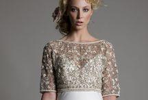 WEDDING DRESS TRENDS | KATE HALFPENNY | HALFPENNY LONDON / Wedding dress trends and bridal inspiration from Halfpenny London.