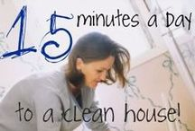 Cleaning & Organization / Cleaning & organization tips for the home.