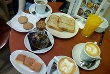 Desayunos en Santiago de Compostela / Aquí tienes los desayunos que te proponemos en Compostela