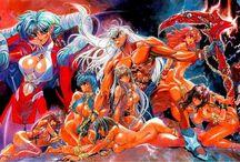 FAV COMICS & ANIME / Manga Never Change.