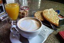 Desayunos Provincia de A Coruña / Desayunos en las localidades de la provincia de A Coruña