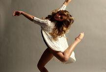 *Dancing*