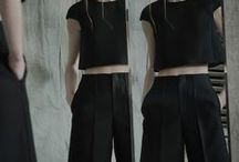 Culottes Fashion / Culottes are officially the new MUST-HAVE pants for spring! <3