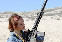 Rifle / Long Range Fire power