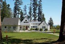 Bretland Road Farmhouse / Modern Farmhouse, Designed by Designs Northwest Architects