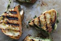 Sandwich / Toast / Smørbrød