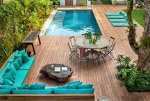 Outdoor Inspiration / Beautiful ideas and inspiration for outdoor living