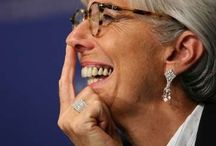Cristhine Lagarde in style
