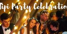 21st Birthday Celebration / Create the ultimate 21st Birthday celebration with our stunning tipis.