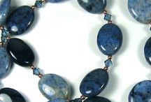 10. Blue beads