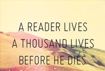 Good Reads -__- / by Lisa Coronado