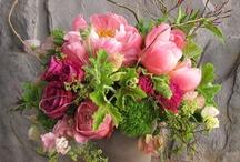 Bridal & Wedding Bouquets / Bridal bouquets, & flowers, great tones, of burgundy, wines, creams, blush, soft grey... Romantic flowers, Call us; Elegant Designs By Joy/ Islip Florist/ Long Island... (631)446-4600