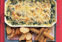 Recipes: Dips, Sauces & Spreads