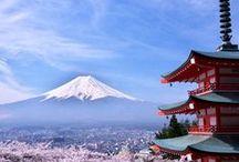 Amazing places: Japan