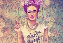 Frida - Memory lane / Frida Kahlo