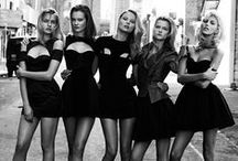 That Little Black Dress / They say one is never underdressed in a little back dress (LBD)