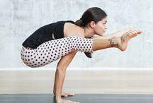 Yoga Pose / eCommerce and Yoga go together, like white on rice, red on rock, Namaste