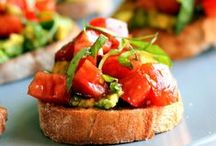Recepies-Hors d'oeuvre / Great fiesta dishes, appetizers, salads