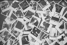 Ideas / Soportes para Collage de Fotos