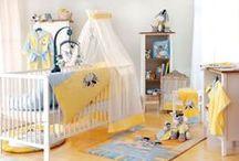 Urządzamy pokój dla dziecka / Inspiracje pomocne przy urządzaniu pokoju dziecięcego