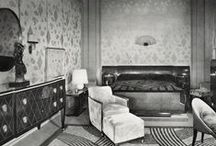 Art Deco bedroom ideas & references