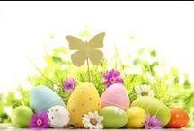 Wielkanoc / Trochę, inspiracji, pomysłów, rad i przepisów na najbardziej wiosenne święta w roku – Wielkanoc!