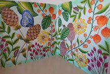 Meu Animal Kingdom / Tropical Wonderland / Minhas cores!
