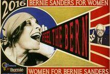 #Women4Bernie Memes / This board is for memes created by Women for Bernie Sanders